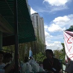 Photo taken at Câu Cá Phú Thọ by Tuấn G. on 3/8/2012