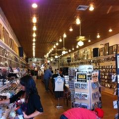 Photo taken at Ernest Tubb Record Shop by Luigi C. on 6/13/2012