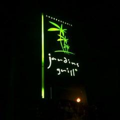 Photo taken at Jardins Grill by Gabriel G. on 3/14/2012