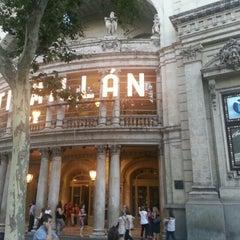 Photo taken at Teatre Coliseum by Marruan A. on 6/29/2012