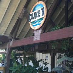 Photo taken at Duke's by Jennifer R. on 9/9/2012