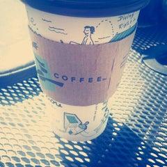 Photo taken at Caribou Coffee by Thomas K. on 4/24/2012