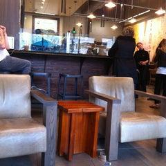 Photo taken at Starbucks by Rick M. on 4/30/2012