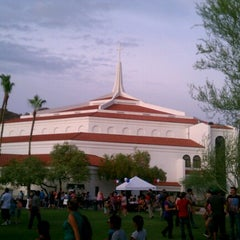 Photo taken at Dream City Church by Rich M. on 7/5/2012