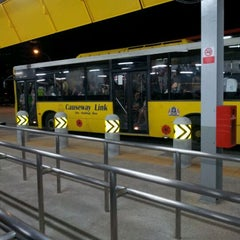 Photo taken at Jurong East Temporary Bus Interchange by Dominic C. on 5/9/2012
