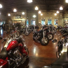 Photo taken at Arrowhead Harley-Davidson by Joe O. on 8/23/2012