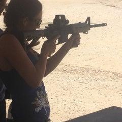 Photo taken at Angeles Shooting Ranges by Glenda L. on 8/16/2012
