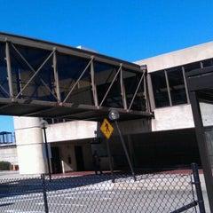 Photo taken at Rockville Metro Station by Jack H. on 3/11/2012