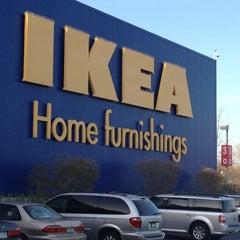 Photo taken at IKEA by Joshua C. on 4/7/2012