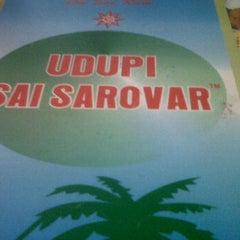 Photo taken at Sai Sarovar by Anshul S. on 2/26/2012