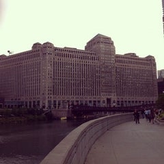 Photo taken at The Merchandise Mart by t b m. on 6/29/2012