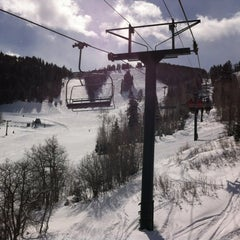 Photo taken at Deer Valley Resort by Nate B. on 3/2/2012