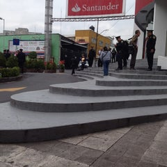 Photo taken at Plaza Exhibimex by Alejandro L. on 8/13/2012