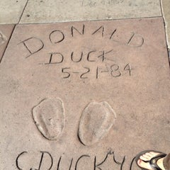 Photo taken at TCL Chinese Theatre by Lauren L. on 8/9/2012