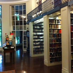 Photo taken at Boston Athenaeum by Simon V. on 8/10/2012