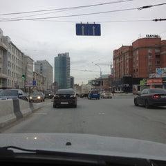 Photo taken at Сибмост by Иван П. on 4/12/2012