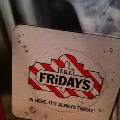 Photo taken at TGI Fridays by Judi M. on 7/9/2012