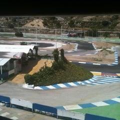 Photo taken at Karting by David G. on 7/7/2012