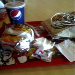 Photo taken at KFC by Nick S. on 3/20/2012