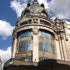 Photo taken at BHV Marais by Dalia S. on 8/28/2012