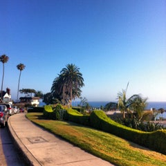 Photo taken at Corona del Mar State Beach by Scott P. on 8/9/2012