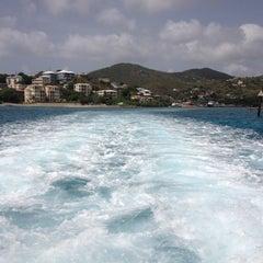 Photo taken at St. Thomas - St. John Ferry by Eddison C. on 6/23/2012