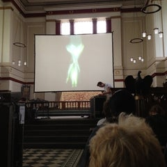 Photo taken at St Philips Church by Rebecca G. on 5/19/2012