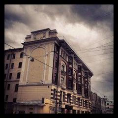 Photo taken at Большая Дмитровка by Daniel L. on 5/23/2012