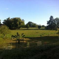 Photo taken at Parc départemental de Lacroix-Laval by Alexandre M. on 7/30/2012