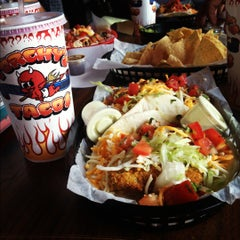 Photo taken at Torchy's Tacos by Michael on 8/24/2012