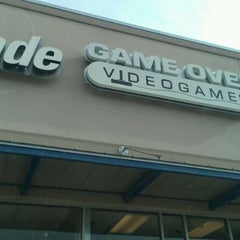 Photo taken at Game Over Videogames by Sam on 6/3/2012