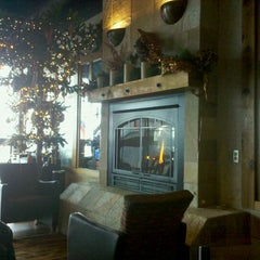Photo taken at Timberline Steaks & Grille by Tina S. on 12/8/2011