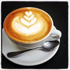 Photo taken at Peregrine Espresso by Leo Z. on 10/22/2011