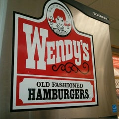 Photo taken at Wendy's by Justin P. on 6/27/2012