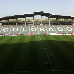 Photo taken at Dick's Sporting Goods Park by Eric F. on 5/27/2012