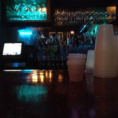 Photo taken at Knight Library Sports Bar & Grill by Courtney N. on 4/3/2012