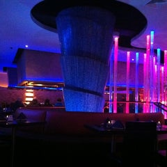 Photo taken at UMI Japanese Steakhouse & Sushi Bar by Ling L. on 12/18/2011