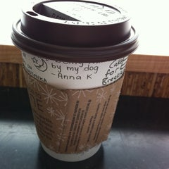 Photo taken at Caribou Coffee by Tyler B. on 2/2/2011
