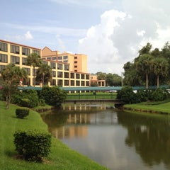 Photo taken at Radisson Resort Orlando - Celebration by Richard on 7/30/2012