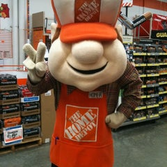 Photo taken at The Home Depot by Tracy W. on 1/14/2011