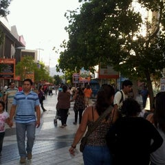 Photo taken at Paseo Independencia by Cristian C. on 1/23/2012