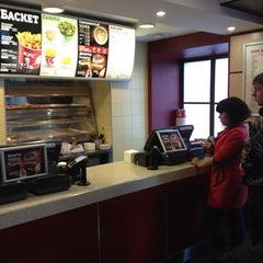 Photo taken at KFC by Marina D. on 8/21/2012