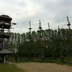 Photo taken at Outdoorpark Hoornse Vaart by Staci v. on 5/18/2012