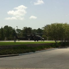 Photo taken at Congressman C.W. Bill Young Armed Forces Reserve Center by Matt P. on 7/26/2012