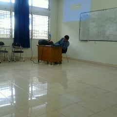 Photo taken at Politeknik Negeri Padang by Dery E. on 6/28/2012