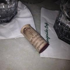 Photo taken at Margarida Cafe by Raphael P. on 7/6/2012