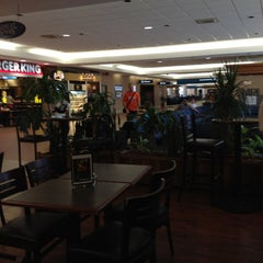 Photo taken at Concourse C by Travis on 5/6/2012