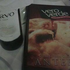 Photo taken at Pizzaria Vero Verde by David D. on 1/26/2012