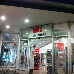 Photo taken at Farmacias Ahumada by Guillermo B. on 11/4/2011