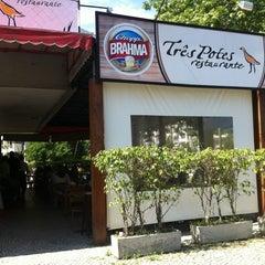 Photo taken at Três Potes by ED B. on 3/18/2012